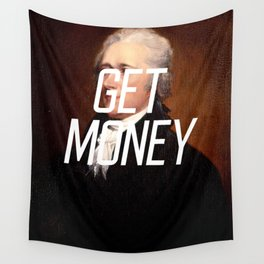 Get Money Wall Tapestry