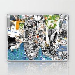Oli Goldsmith Portrait of The Artist as His Art Laptop & iPad Skin