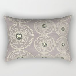 Simply Dandy Dandelions Rectangular Pillow