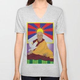 His Holiness Unisex V-Neck