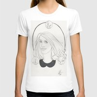 lydia martin T-shirts featuring Lydia by Wolfhearted