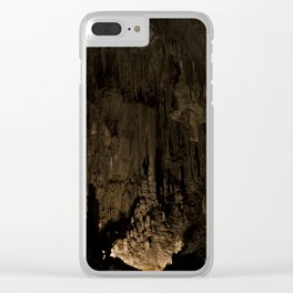 Carlsbad Caverns IX Clear iPhone Case