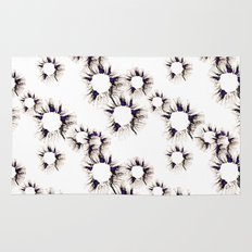 Lace Flower Rug