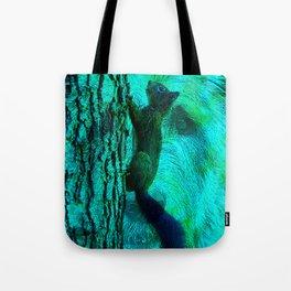 Wolfhound Tree Spirit Tote Bag