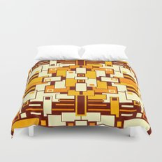 C13D GeoAbstract Duvet Cover