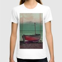 sailboat T-shirts featuring Sailboat by Regan's World