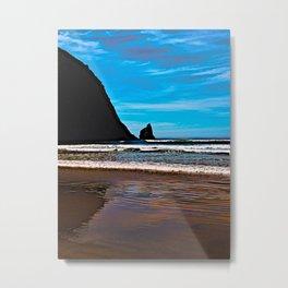 Seascape Cannon Beach III Metal Print