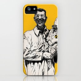 Nuclear Harmony iPhone Case