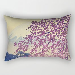 Bewilderment at Hainaan Rectangular Pillow