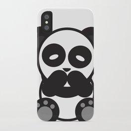 Panda Mantra iPhone Case