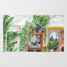 The Jungle Room Rug