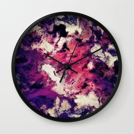 Ground clearance Wall Clock