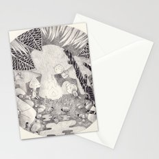 tri Stationery Cards