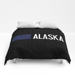 Alaska: Alaskan Flag & Alaska Comforters