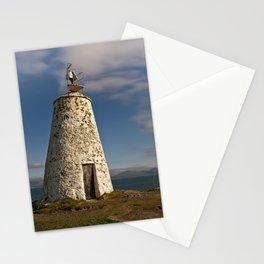 Twr Bach On Ynys Llanddwyn Island Stationery Cards