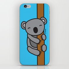 Cute Koala iPhone & iPod Skin