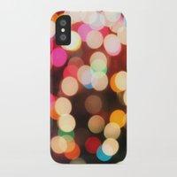 bokeh iPhone & iPod Cases featuring Bokeh by Christine VanFonda