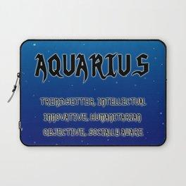 Aquaius Laptop Sleeve