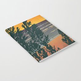 Pinery Provincial Park Poster Notebook