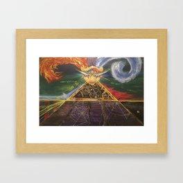 Wyrd Sister Framed Art Print
