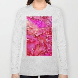 Almandine Abstract Long Sleeve T-shirt