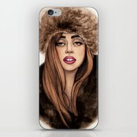 russian iPhone & iPod Skins featuring Russian Princess by Helen Green