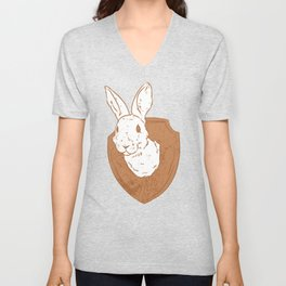 Easter is coming Unisex V-Neck