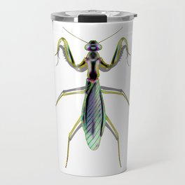 Super Cool Prayer Insect Travel Mug