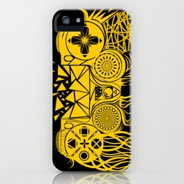 out-of-controller iPhone Case
