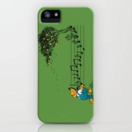 Maestro of Nature iPhone Case