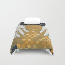 seeds Duvet Cover
