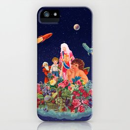 A Different Kind of Funky Universe iPhone Case