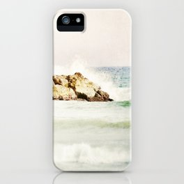 Last Days of Summer iPhone Case
