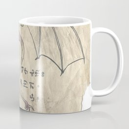 Book of Nightmares, The Observer Coffee Mug