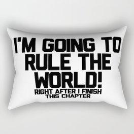 After This Chapter Rectangular Pillow