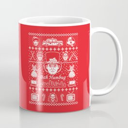Merry Scroogedmas Coffee Mug