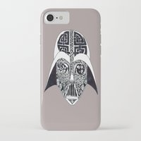 celtic iPhone & iPod Cases featuring Celtic Vader by ronnie mcneil