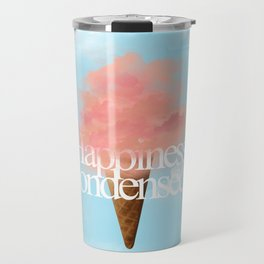 Happiness Condensed Travel Mug