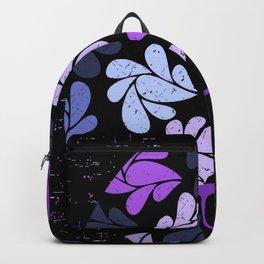 Afro Diva Purple Backpack