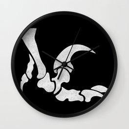 Raptor's claws Wall Clock