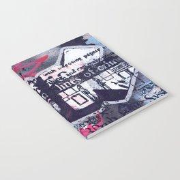 Yok 9 Lines Throwie Notebook