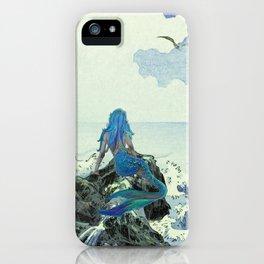 Beauty Mermaid iPhone Case