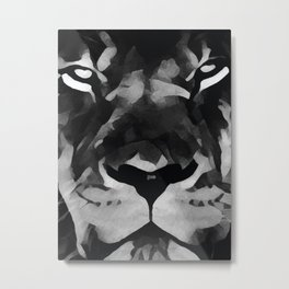 FACIEM - Look at my face Metal Print