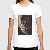 gorilla T-shirts featuring gorilla by Hugo Barros