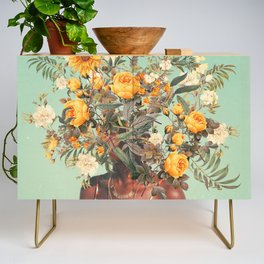 You Loved me a Thousand Summers ago Credenza