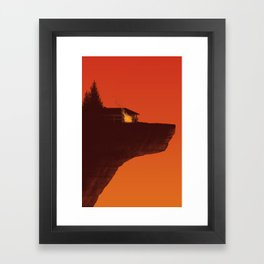 The House of the Wolf Framed Art Print