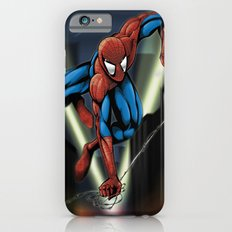 Sharp Spidey Swing iPhone 6s Slim Case