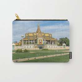 Royal Palace I, Phnom Penh, Cambodia Carry-All Pouch