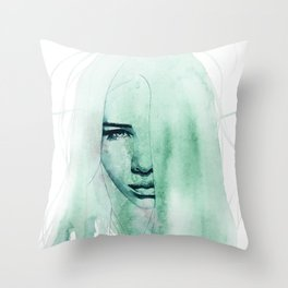 conversion Throw Pillow