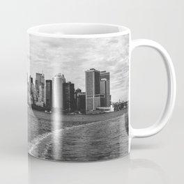 Noir York City Coffee Mug